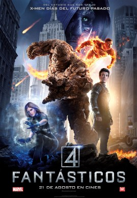 Cuatro Fantasticos_Poster Final