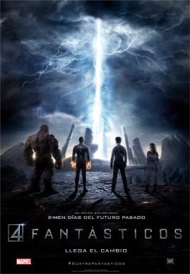 Cuatro Fantasticos_Poster second teaser