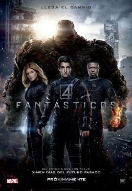 Cuatro Fantasticos_poster